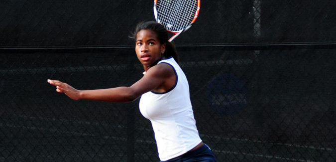 #2 Emory Women's Tennis Defeats #8 DePauw