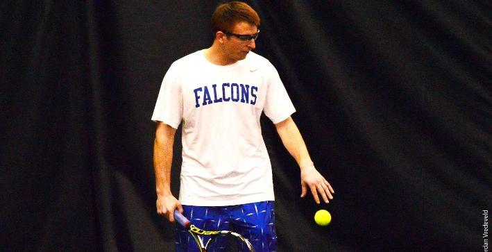 Men's Tennis NACC regular season winning streak snapped by Edgewood