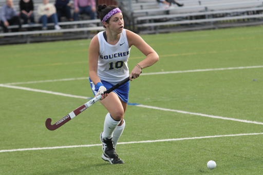 Field Hockey Stopped 4-0 by Nationally Recognized Cardinals