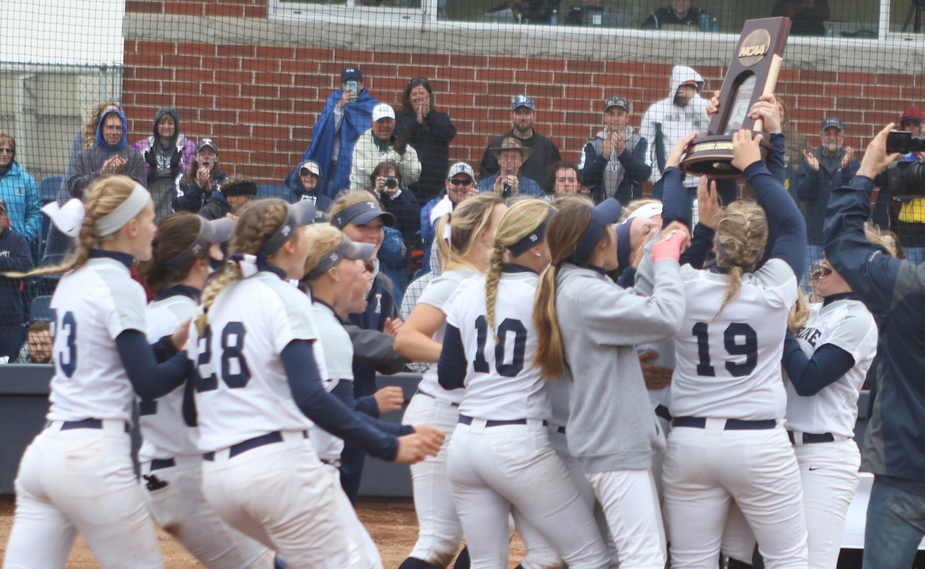Thunder Softball Team To Make Second National Championship Appearance