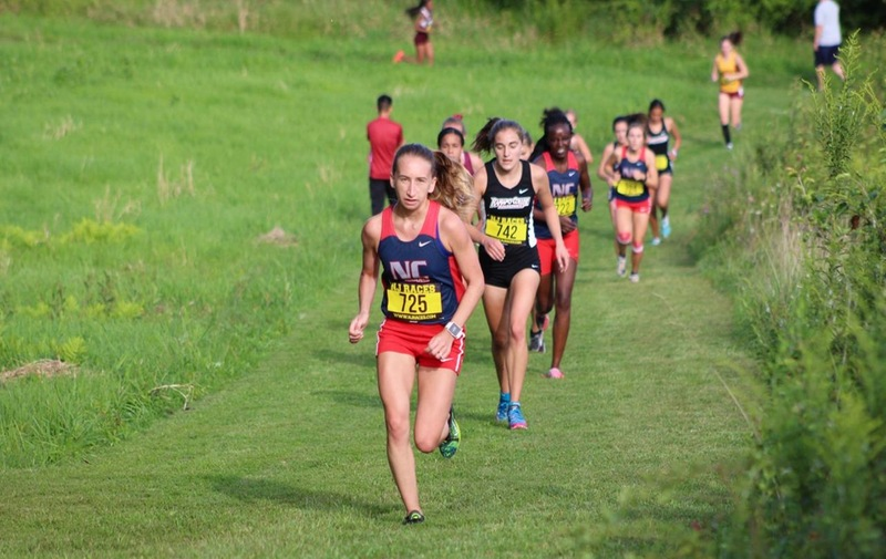 Men's and Women's XC Take 5th at CACC Championship