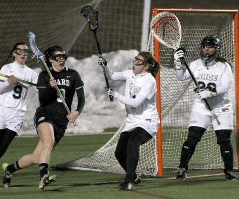 Bard stymies Gators in women's lacrosse