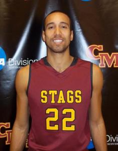 Stags Sweep Defending Champ Redlands, 75-65