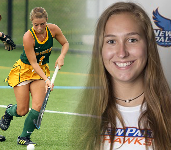 Reynolds and Dowling selected as Field Hockey Athletes of the Week