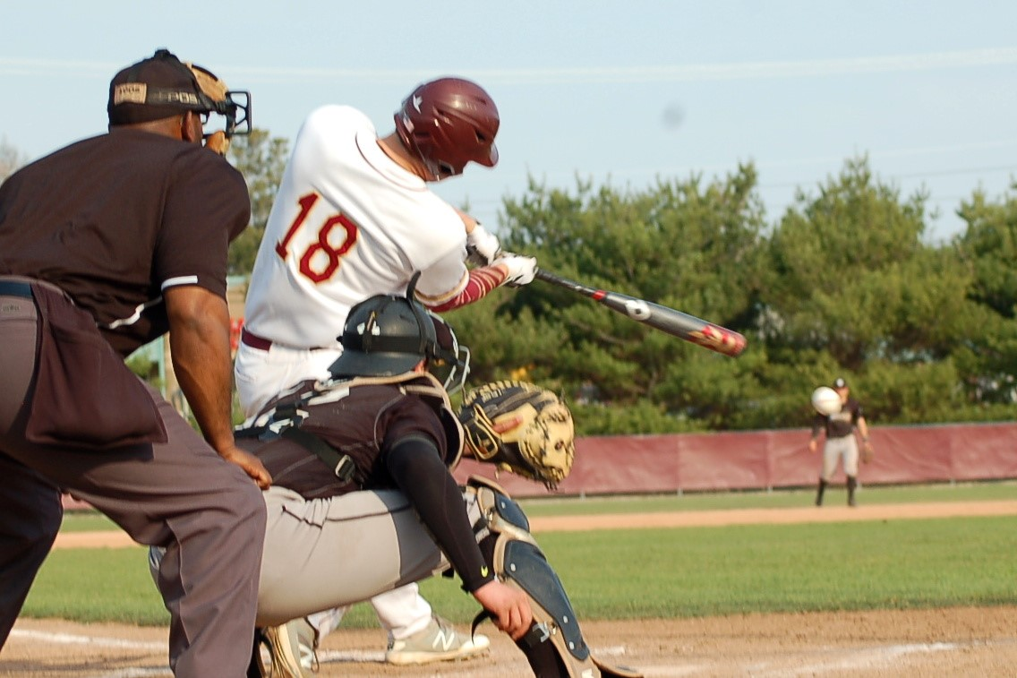 Baseball Swept By Panthers