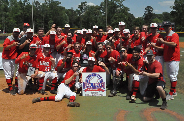Baseball: THREE-PEAT! PANTHERS WIN THIRD STRAIGHT USA SOUTH TOURNAMENT TITLE!
