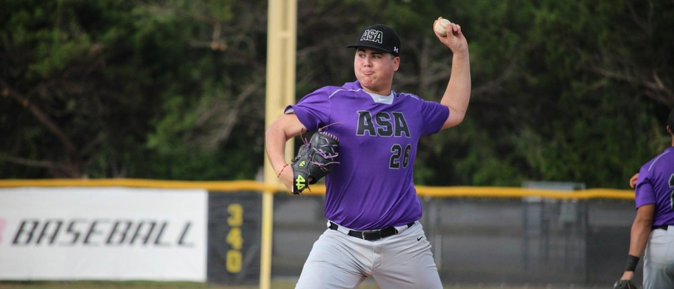ASA Miami Baseball Takes Game One Against Pasco-Hernando, 14-8