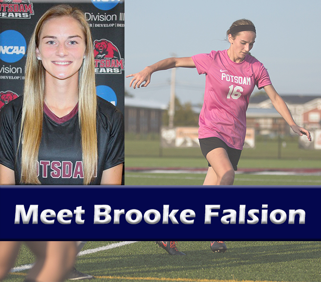 SUNYAC Q&A: Brooke Falsion
