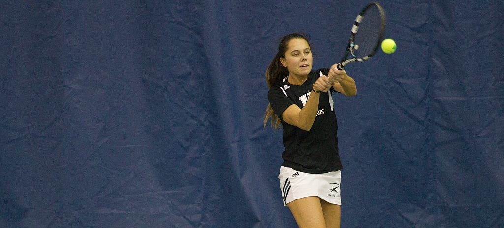 Bensimon Picks Up Singles Win As Vikings Fall To YSU