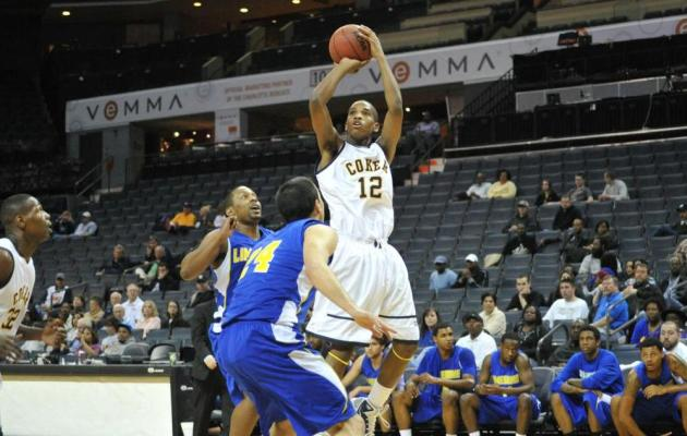 Cobras Edged Out by Camels 71-65