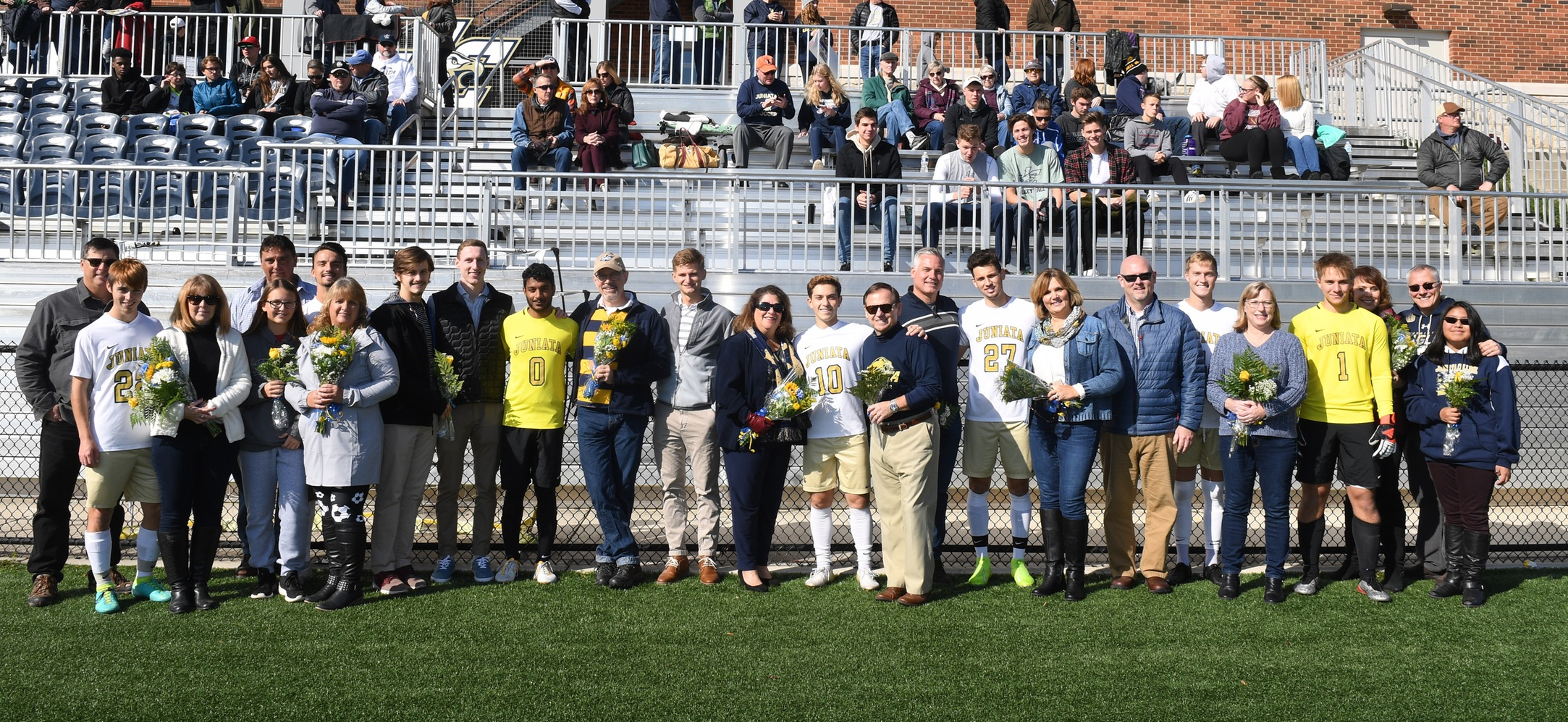 Eagles Rally Comes Up Short Against Scranton on Senior Day