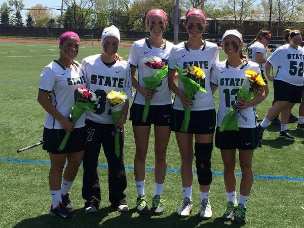 Rams Roll Past Sage on Senior Day