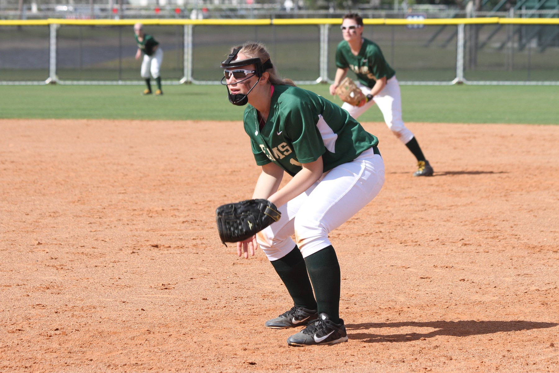 Softball Splits Twinbill At Eastern Nazarene