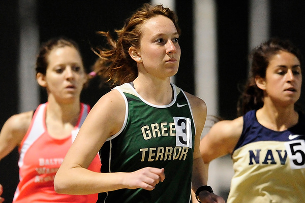 McCormick finishes ninth in 60 hurdles