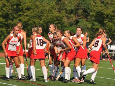 Strong defensive effort lifts CUA into ECAC title game