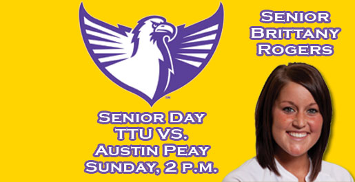 Golden Eagles host two this week, including Senior Day against Austin Peay Sunday at 2 p.m.