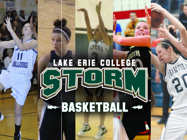 Storm Women Add Five Spring Signees
