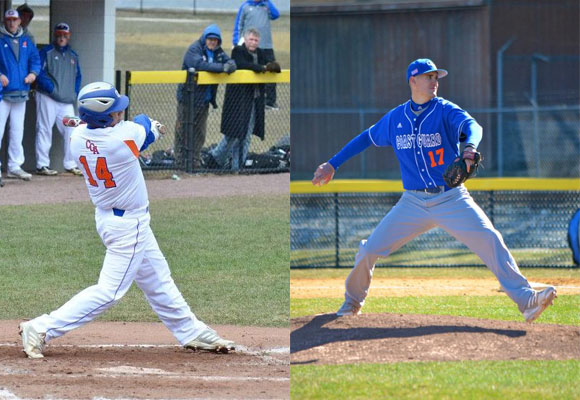 Sella, Petty Named CGASPORTS.COM Co-Athletes of the Week
