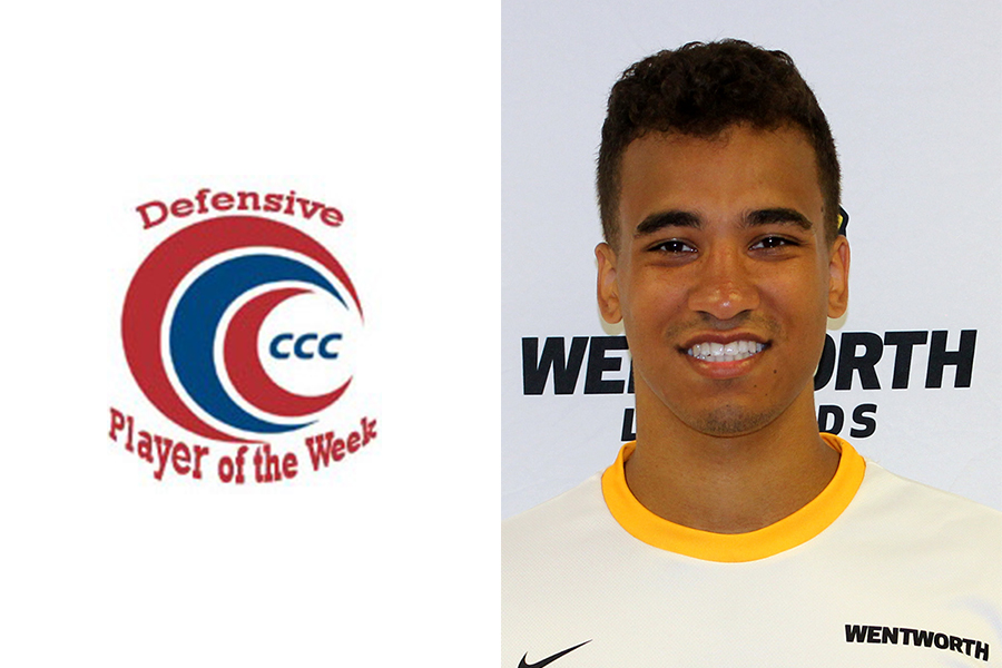 Callahan Named CCC Defensive Player of the Week