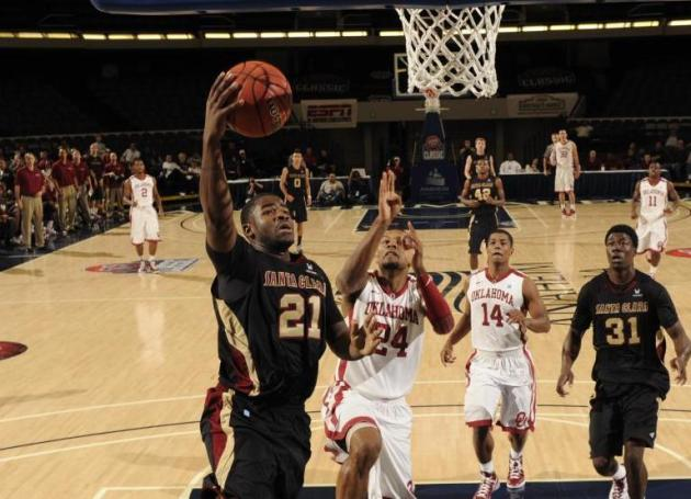 Santa Clara Travels to Washington St. Dec. 11; Return Next Week to Host Pacifica and Pacific
