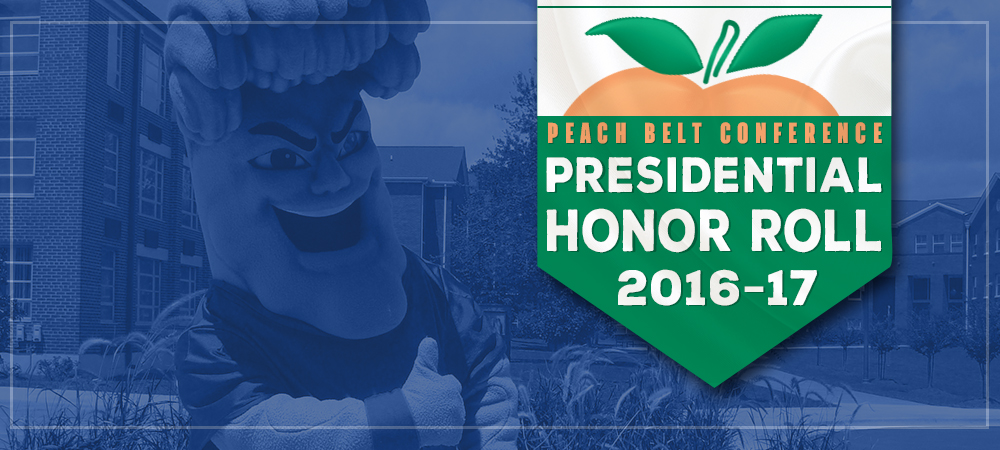 82 GSW Student-Athletes Named To PBC Presidential Honor Roll