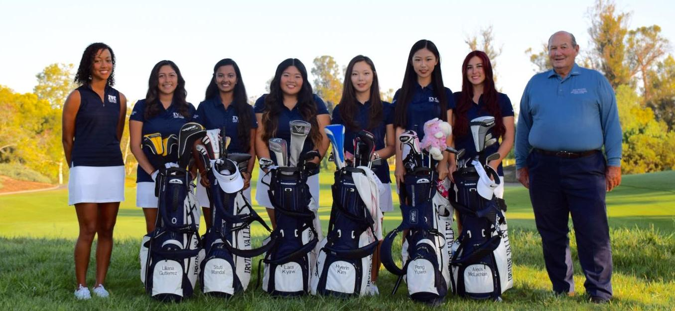Women's golf team takes second in first conference match