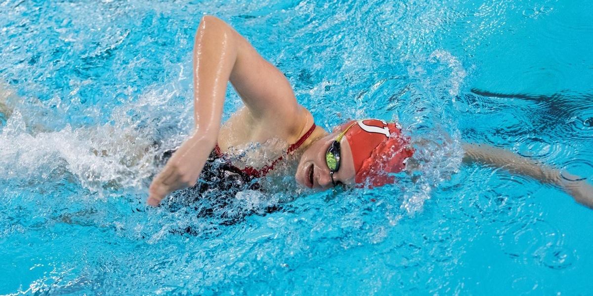Swimming and Diving Teams Have Strong Day at Wheaton
