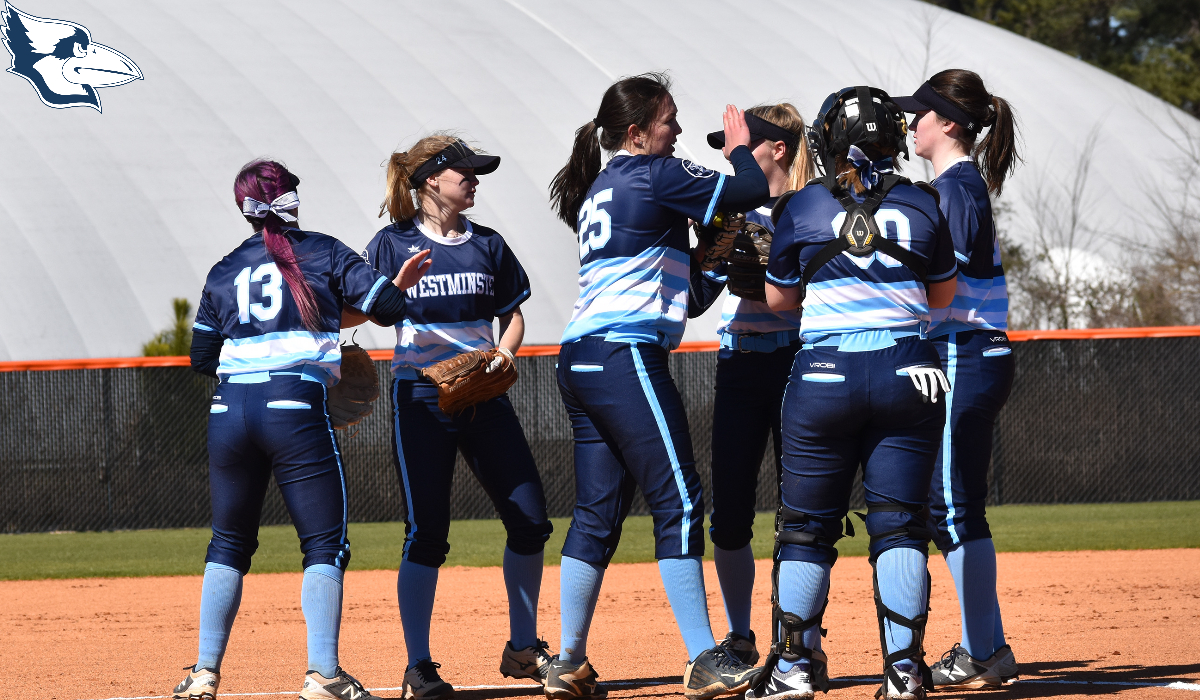 Westminster Softball Ties For Second in SLIAC Poll