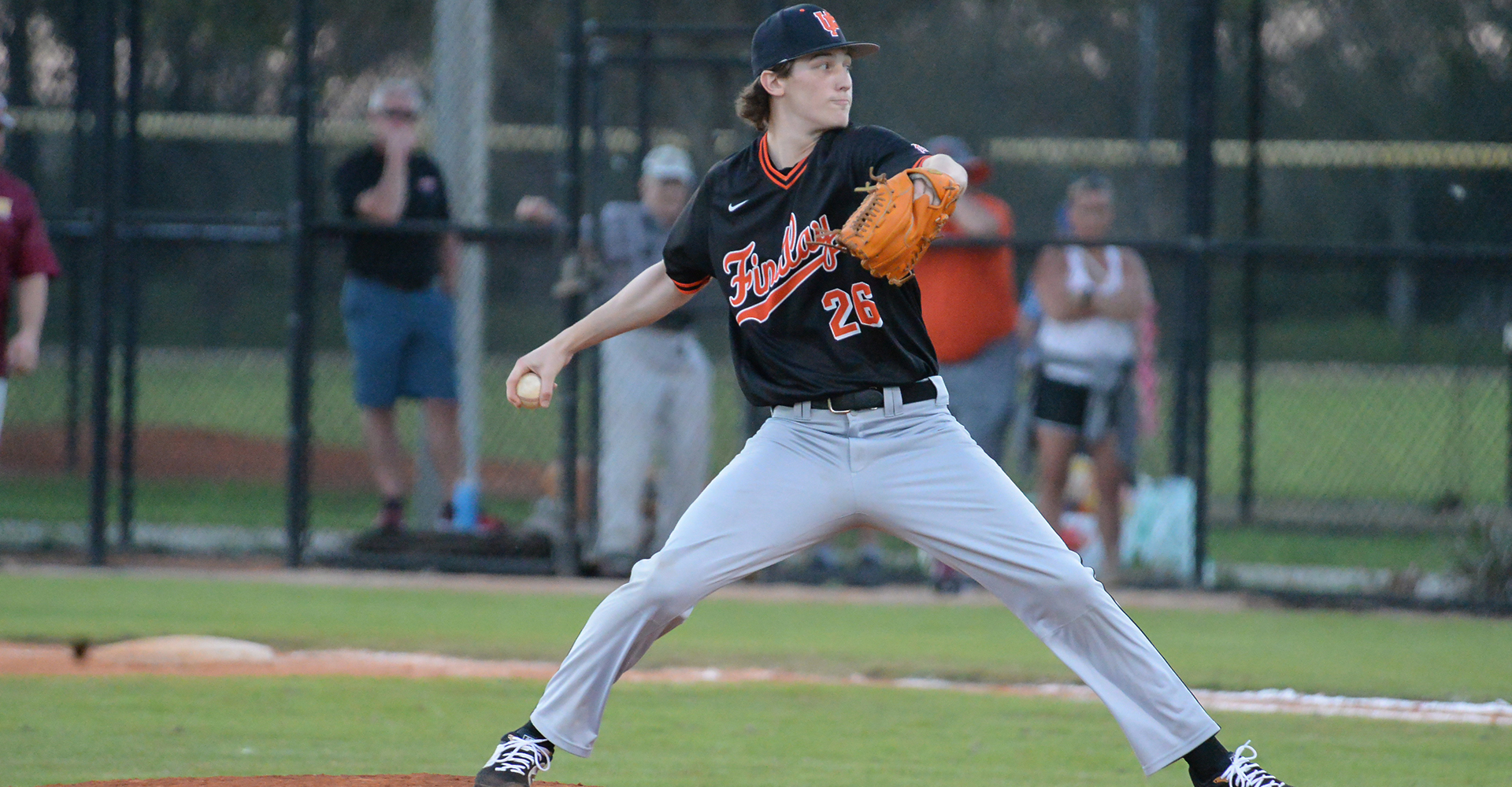 Oilers Defeat Railsplitters Behind Four-Inning Relief Effort by Bame