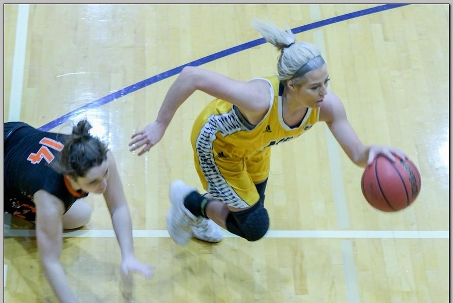 Lions win big against Centre College 71-47