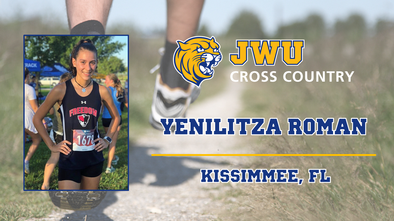 Florida Cross Country Standout Roman To Run For JWU Charlotte