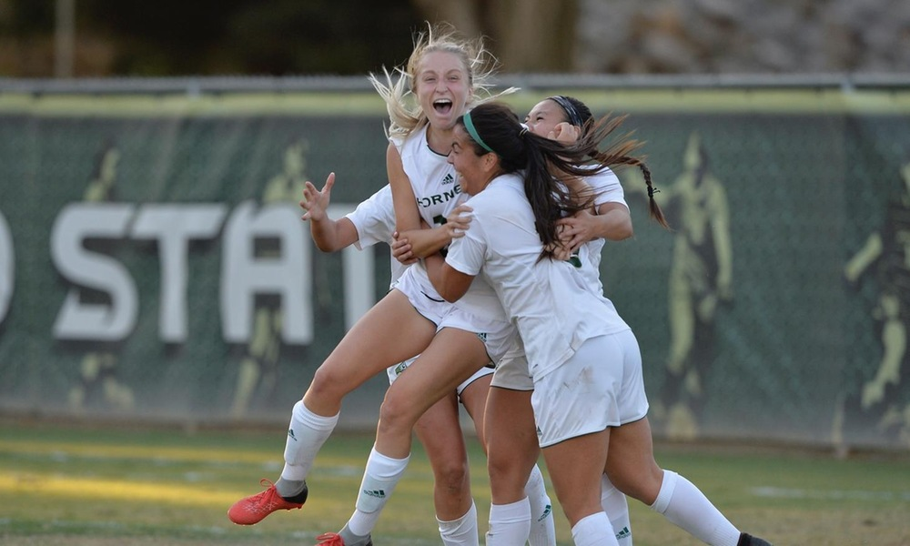 WOMEN'S SOCCER TIES BIG SKY RECORD WITH SAMANTHA CRAIG'S GOLDEN GOAL 1-0 WIN OVER IDAHO