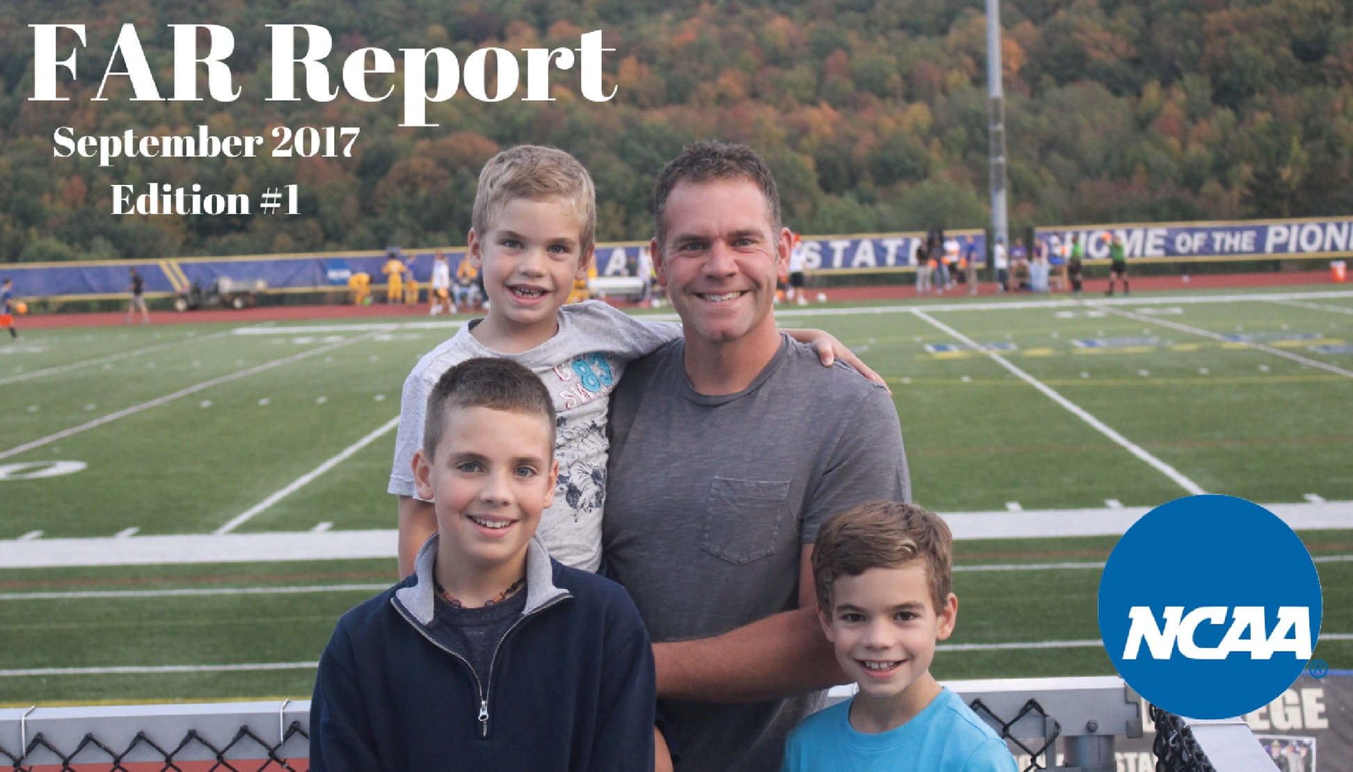 Faculty Athletic Rep Report