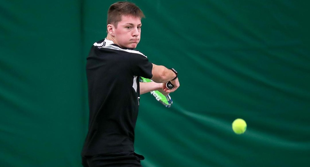 Terry Earns Spot In Round Of 16 At ITA Midwest Regional