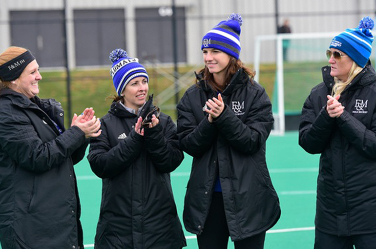 Eager and F&M Named Regional Coaching Staff of the Year