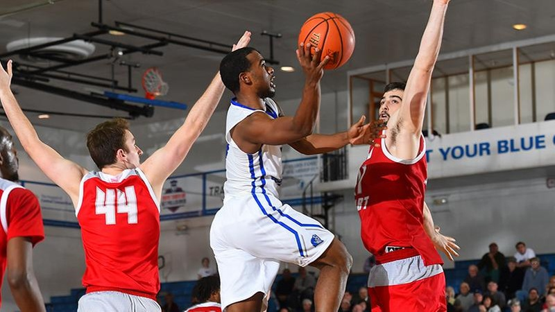 Men's Basketball Hosts Coppin State in Home-Opener Tuesday