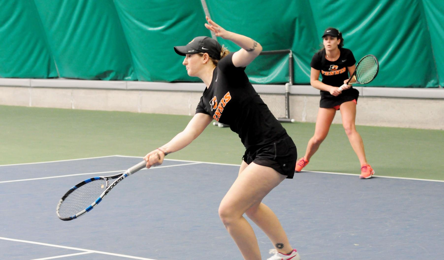Pios sweep again, going 1-1 on the weekend