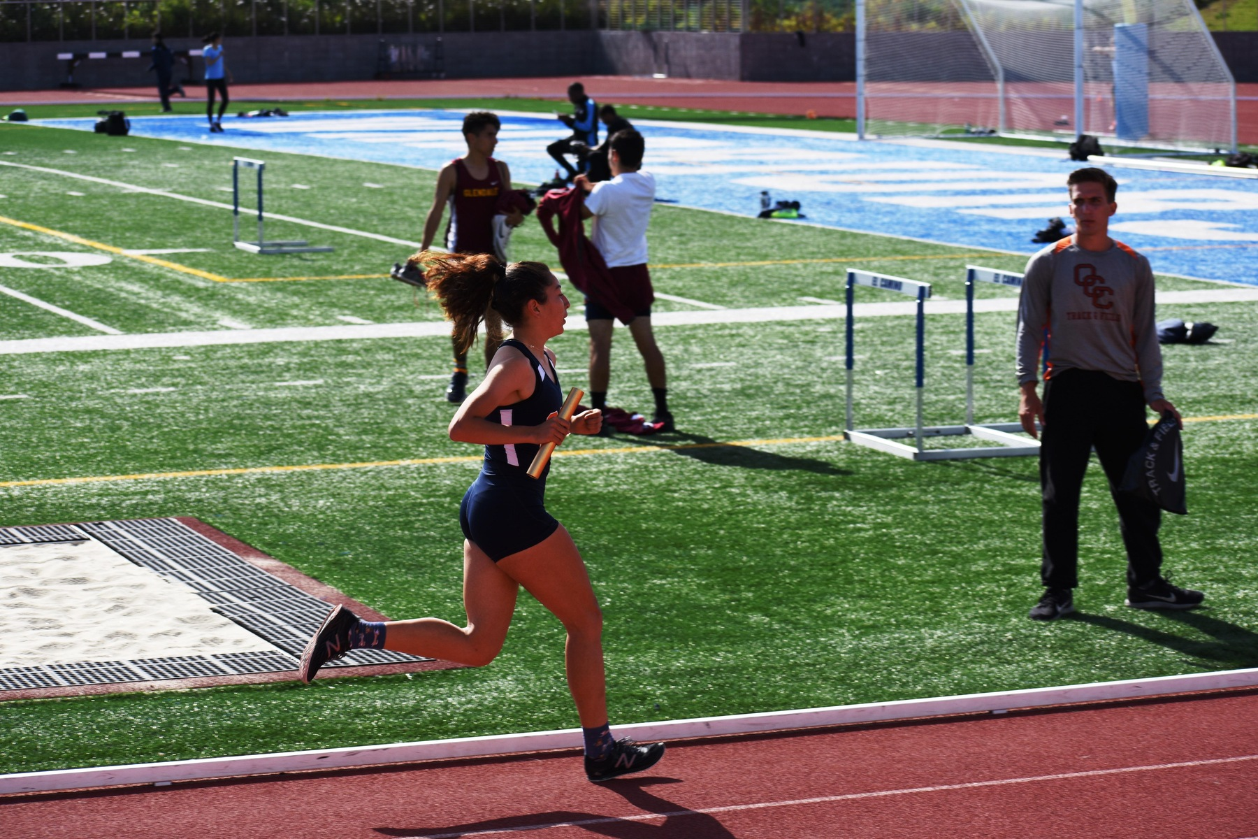 Pirate women send four to CCCAA State Meet!