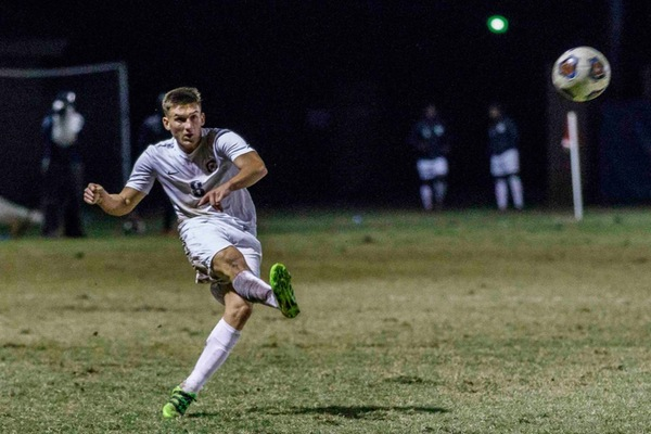 Eagles fall to Pioneers in SAC semifinal shutout