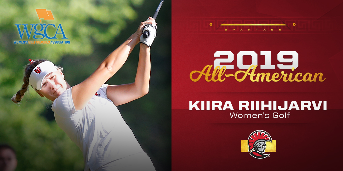 Kiira Riihijarvi Named All-American