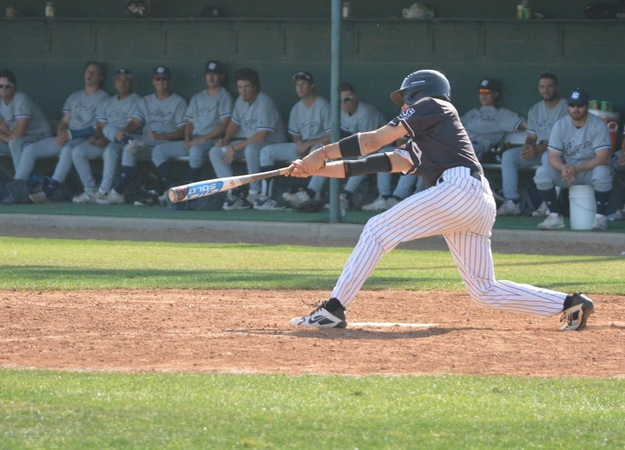 Berberet Smashes Two Home Runs Against the Warriors