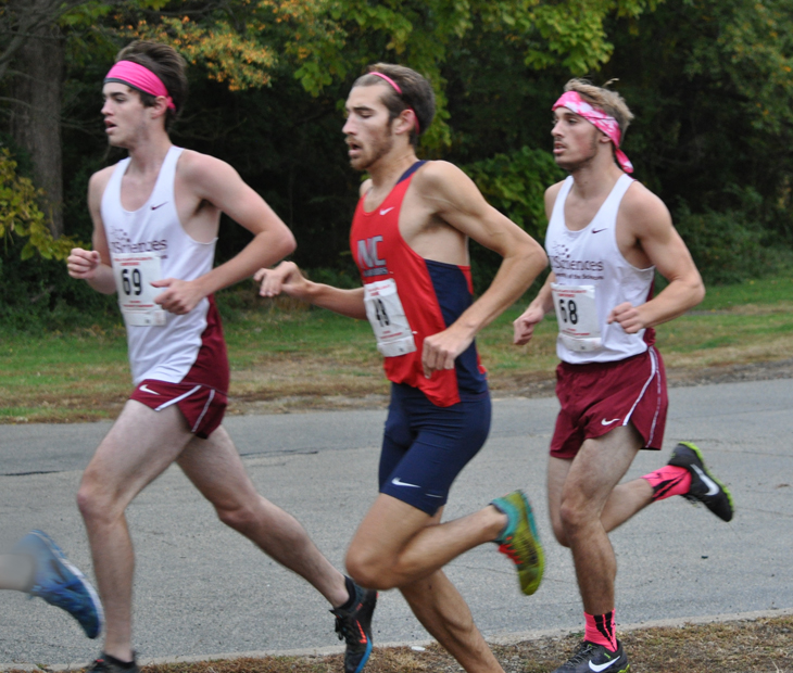 Men's Harriers set Five Personal Bests as they Close out Season at NCAA East Region Championship