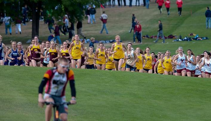 Women's Cross Country Finishes Third at the UW-Oshkosh Brooks Invitational