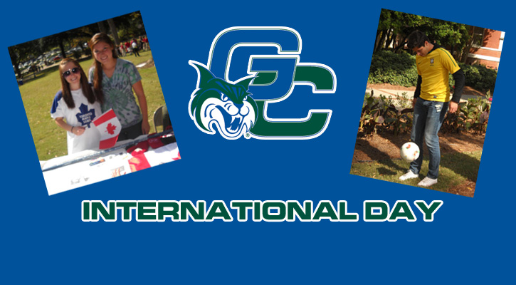 GC Athletes Support International Day