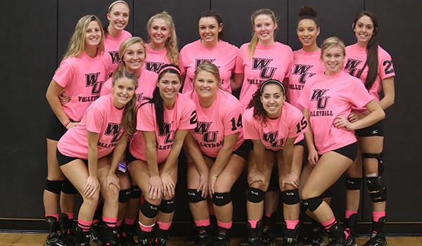Wilmington Volleyball Earns Much Needed Victory, 3-1, Over CACC South Division Rival Philadelphia