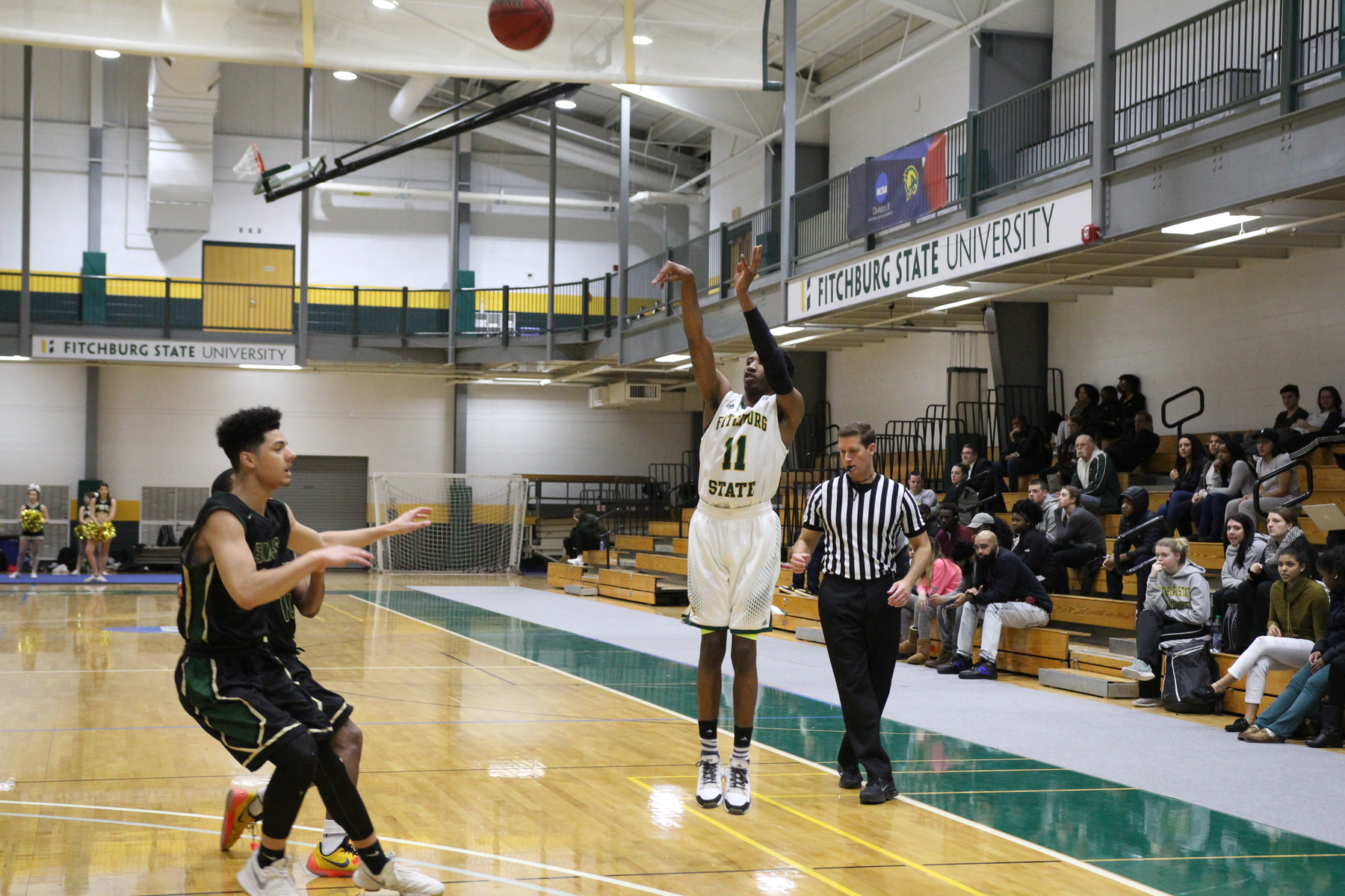 Fitchburg State Nipped By Bridgewater State, 83-77