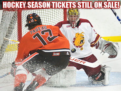 Hockey Season Tickets On Sale Until Sept. 23