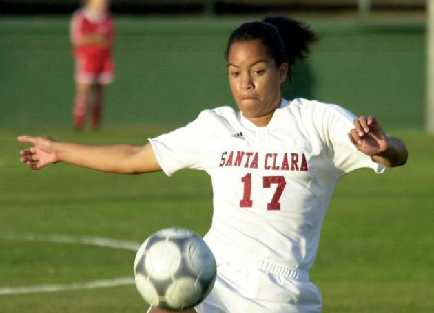 10 Years Later: Remembering The 2001 Santa Clara Women's Soccer National Championship with Danielle Slaton