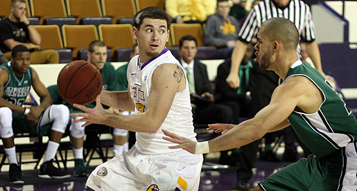 Golden Eagles survive scare, turn back Utah Valley, 74-71
