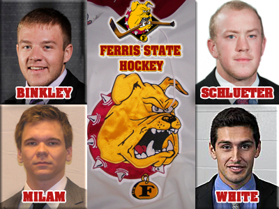 Bulldog Hockey Adds Four More To 2011 Recruiting Class